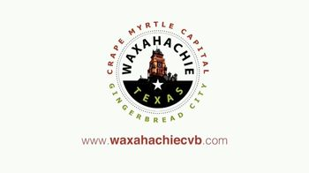 Waxahachie Convention & Visitors Bureau TV Spot, 'Special' - Thumbnail 10