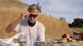 HD Vision Sunglass Readers TV Spot, 'The Power of Vision' - 33 commercial airings