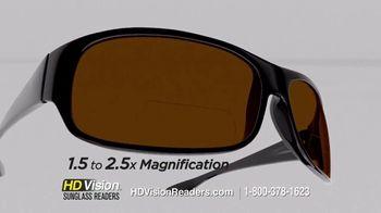 HD Vision Sunglass Readers TV Spot, 'The Power of Vision' - Thumbnail 3
