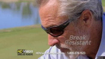 HD Vision Sunglass Readers TV Spot, 'The Power of Vision' - Thumbnail 4