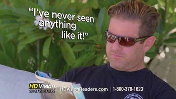 HD Vision Sunglass Readers TV Spot, 'The Power of Vision' - Thumbnail 5