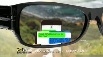HD Vision Sunglass Readers TV Spot, 'The Power of Vision' - Thumbnail 7