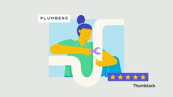 Thumbtack TV Spot, 'Fix Your Toilet' - Thumbnail 5