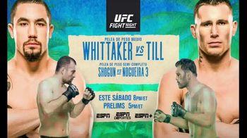 ESPN+ TV Spot, 'UFC Fight Night: Whitaker vs. Till' canción de Vince Staples [Spanish] - 104 commercial airings