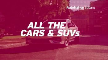 AutoNation Subaru TV Spot, 'Back on the Road: Financing' - Thumbnail 4