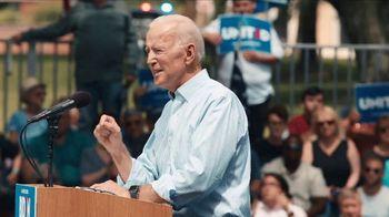 Biden for President TV Spot, 'Crossroads' - Thumbnail 4