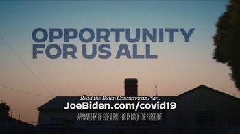 Biden for President TV Spot, 'Crossroads' - 76 commercial airings