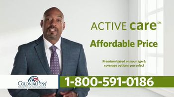 Colonial Penn Active Care TV Spot, 'What is Active Care?' - Thumbnail 8
