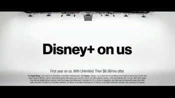 Verizon Unlimited TV Spot, 'Unlimited Built Right: iPhone 11 Pro, Apple Music and Disney+' - Thumbnail 7