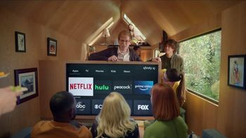 XFINITY X1 TV Spot, 'Peacock TV: Tiny Home: $54.99' Featuring Amy Poehler - Thumbnail 4