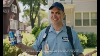 Bud Light TV Spot, 'Beer Vendor: Seat Numbers' - Thumbnail 7
