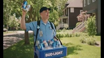 Bud Light TV Spot, 'Beer Vendor: Seat Numbers' - Thumbnail 2