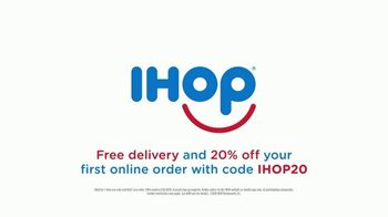 IHOP Ultimate BreakFEASTS TV Spot, 'Except for Bears: Free Delivery & 20% Off' - Thumbnail 8