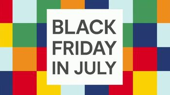 JCPenney Black Friday in July TV Spot, 'Xersion, Shorts and Bath Towels' - Thumbnail 2