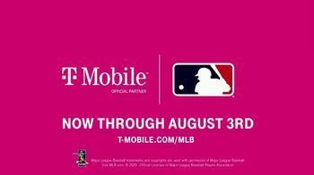 T-Mobile TV Spot, 'Baseball Is Back: Score Free' - Thumbnail 10