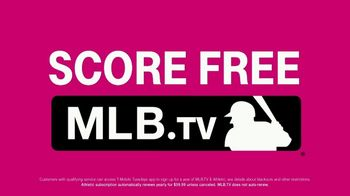 T-Mobile TV Spot, 'Baseball Is Back: Score Free' - Thumbnail 4