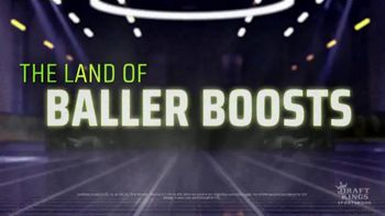 DraftKings Sportsbook TV Spot, 'The Land of Baller Boosts' - Thumbnail 1