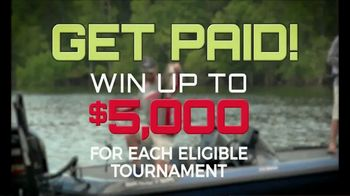 Skeeter Real Money TV Spot, 'Enter, Fish and WIn'