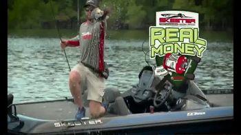 Skeeter Real Money TV Spot, 'Enter, Fish and WIn' - Thumbnail 2