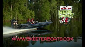Skeeter Real Money TV Spot, 'Enter, Fish and WIn' - Thumbnail 7