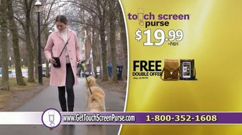 Touch Screen Purse TV Spot, 'Incredible New Way' Ft. Lori Greiner - Thumbnail 9