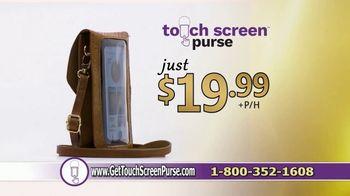 Touch Screen Purse TV Spot, 'Incredible New Way' Ft. Lori Greiner - Thumbnail 8
