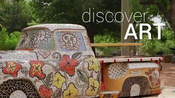 Discover San Angelo TV Spot, 'Art, Sports & Shopping'