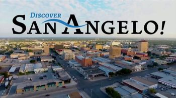 Discover San Angelo TV Spot, 'Art, Sports & Shopping' - Thumbnail 9