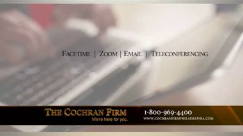 The Cochran Law Firm TV Spot, 'COVID-19: Changes' - Thumbnail 3