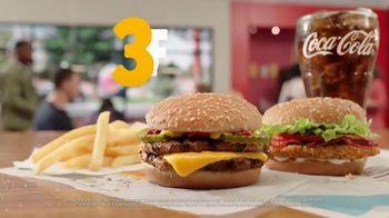 Burger King 3 for $3 TV Spot, 'Facetime King: BLT Chicken Jr.' - Thumbnail 8