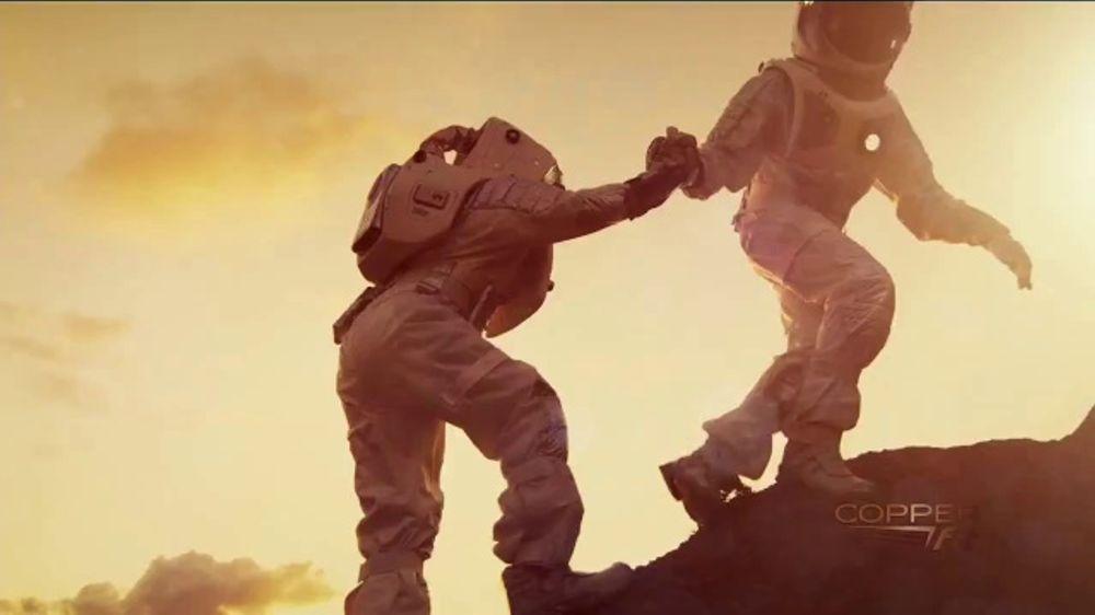 Copper Fit Advanced Back Pro TV Commercial, 'En el planeta' canci??n de Oh The Larceny