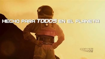 Copper Fit Advanced Back Pro TV Spot, 'En el planeta' canción de Oh The Larceny [Spanish] - Thumbnail 7