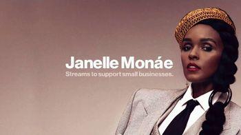Verizon TV Spot, 'Pay It Forward LIVE: Janelle Monáe' Song by Janelle Monáe - Thumbnail 7