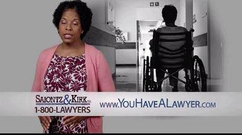 Saiontz & Kirk, P.A. TV Spot, 'Nursing Home Questions' - Thumbnail 3