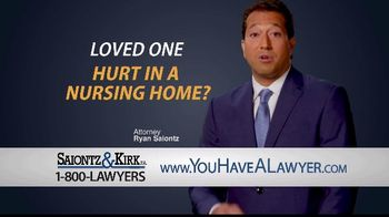 Saiontz & Kirk, P.A. TV Spot, 'Nursing Home Questions' - Thumbnail 5