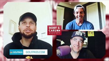 GolfPass TV Spot, 'Rory & Carson Podcast' - 21 commercial airings