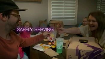 Taco Bell TV Spot, 'Safely Serving You' - Thumbnail 3