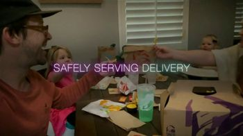 Taco Bell TV Spot, 'Safely Serving You' - Thumbnail 4