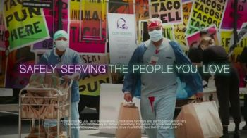 Taco Bell TV Spot, 'Safely Serving You' - Thumbnail 8