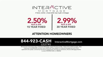 Interactive Mortgage TV Spot, 'Stimulus Program: 15 and 30 Year Rate' - Thumbnail 1