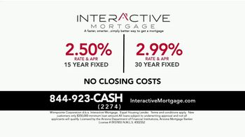Interactive Mortgage TV Spot, 'Stimulus Program: 15 and 30 Year Rate' - Thumbnail 8