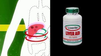 Liverite Liver Aid TV Spot, 'Unhealthy Foods' - Thumbnail 7