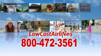 Low Cost Airlines TV Spot, 'Special Travel Bulletin' - Thumbnail 9