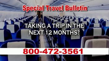 Low Cost Airlines TV Spot, 'Special Travel Bulletin' - Thumbnail 2