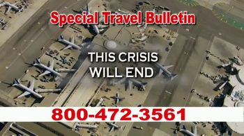 Low Cost Airlines TV Spot, 'Special Travel Bulletin' - Thumbnail 4