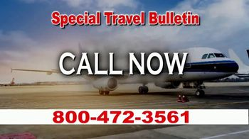 Low Cost Airlines TV Spot, 'Special Travel Bulletin' - Thumbnail 8