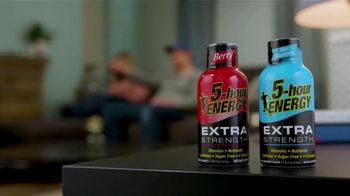 5-Hour Energy TV Spot, 'Clean the Garage'