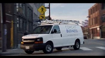 Comcast Business TV Spot, 'Figuring Things Out: Internet for $34.95 and Prepaid Card' - Thumbnail 4