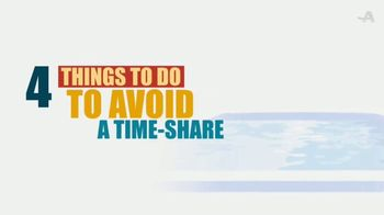 AARP Services, Inc. TV Spot, 'How to Avoid Time-Share Resale Scams' - Thumbnail 2