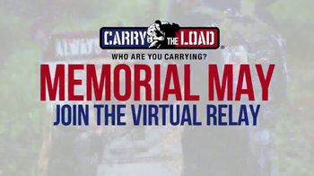 Carry the Load TV Spot, 'Honor and Remember: Get Involved' - Thumbnail 5